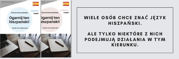 ebook ogarnij ten hiszpański dwie wersje kolorystyczne