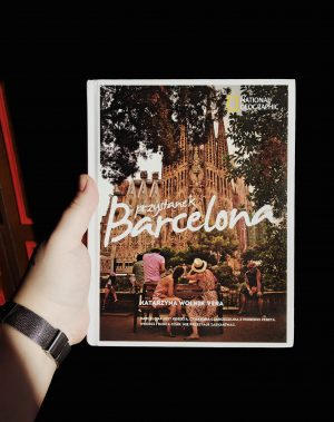 barcelona przystanek książka