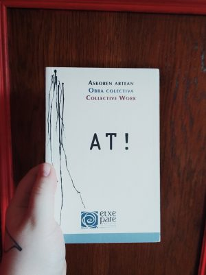 at obra colectiva książka