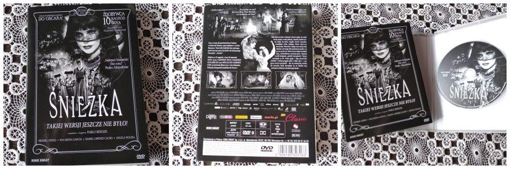 śnieżka DVD